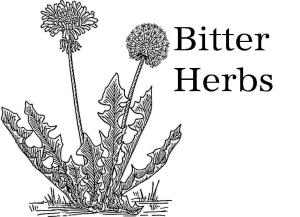 Bitter Herbs